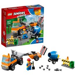 LEGO Juniors 10750, Reparationsbil