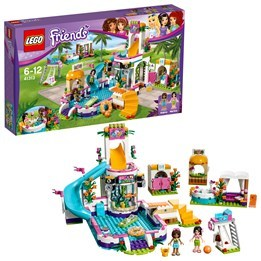 LEGO Friends 41313, Heartlakes sommarpool