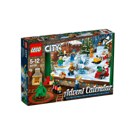 LEGO City Town 60155, City Adventskalender