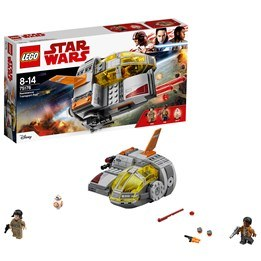 LEGO Star Wars 75176, Resistance Transport Pod