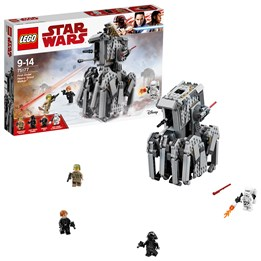 LEGO Star Wars 75177, First order Heavy Scout Walker