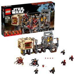 LEGO Star Wars 75180, Rathtar Escape