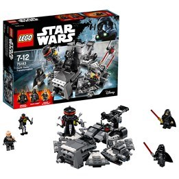 LEGO Star Wars 75183, Darth Vader Transformation