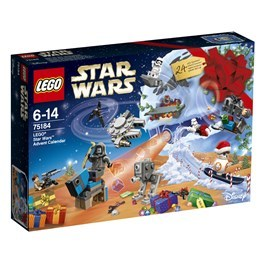 LEGO Star Wars 75184, Star Wars adventskalender