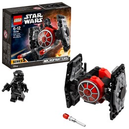 LEGO Star Wars 75194, First Order TIE Fighter Microfighter