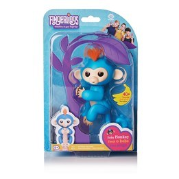 Fingerlings Boris