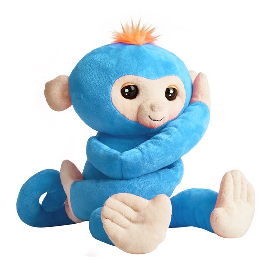 Fingerlings Hugs Mjuk Bl 229 Lekia Se
