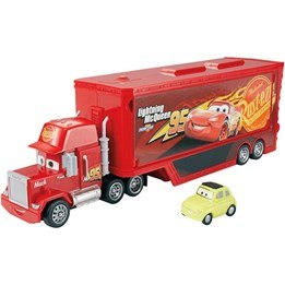 Disney Cars 3, Travel Time Mack Playset