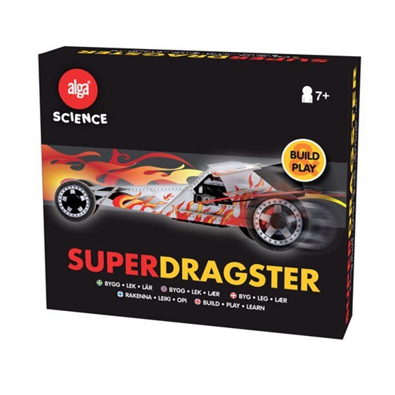 Alga Science, Superdragster
