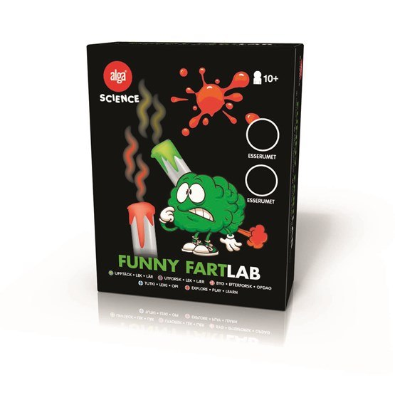 Alga Science, Funny Fart Lab