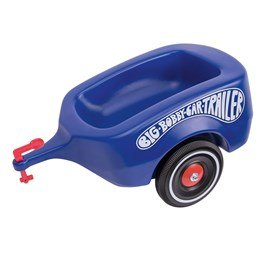 BIG Bobby Car, Trailer Royalblau