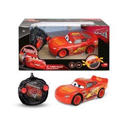 Disney Cars 3, R/C Lightning McQueen 1:24