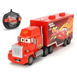 Disney Cars 3, R/C Turbo Mack Truck 1:24