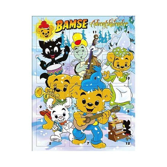 Bamse, Adventskalender 2017