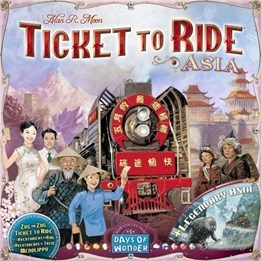 Ticket to Ride: Asien
