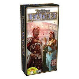 7 Wonders: Leaders (Exp.)