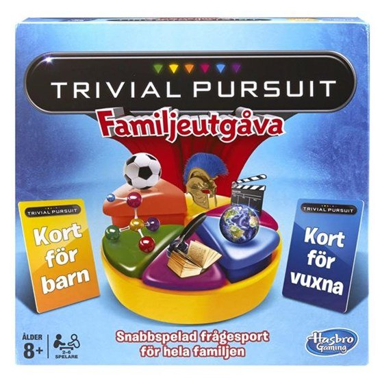 Trivial Pursuit Family (Se)