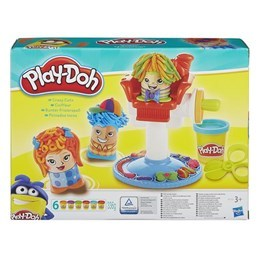 Play Doh, Crazy Cuts Playset