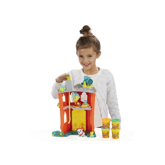 Play doh town brandstation hem for Mobilia 3 butik