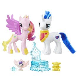 My Little Pony, Princess Cadance & Shining Armor