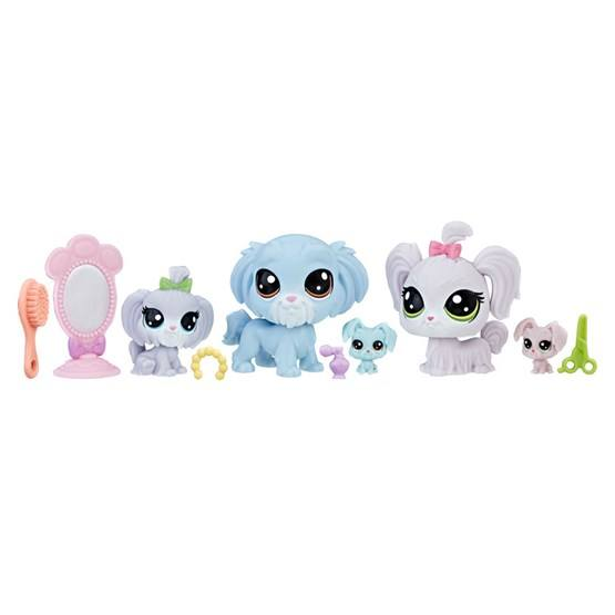 Littlest Pet Shop, Fab Lookin´ Fam Puppies S1