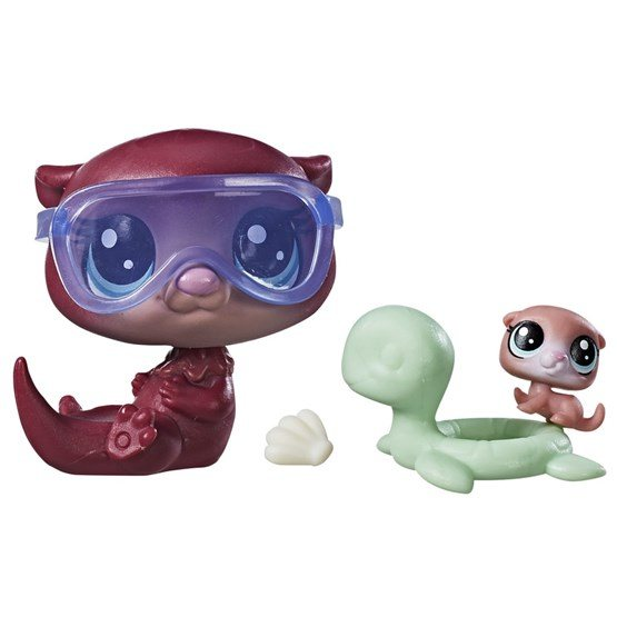 Littlest Pet Shop, Pet Pair Otters S1