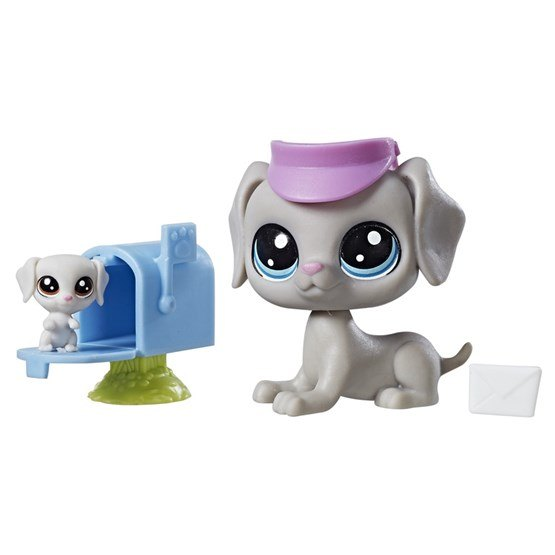 Littlest Pet Shop, Pet Pair Weimaraners S1