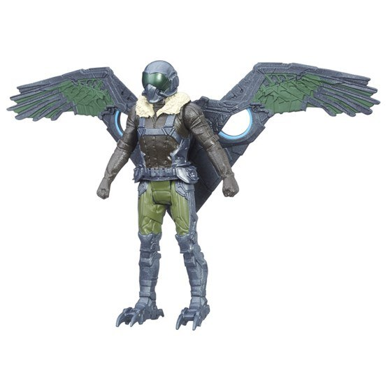 Spiderman, Homecoming - Web City 15 cm Marvel´s Vulture