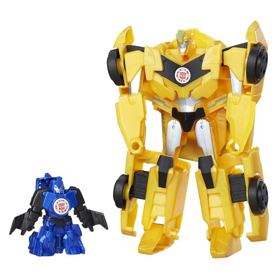 Transformers, Combiner Force Activator, Stuntwing & Bumblebee