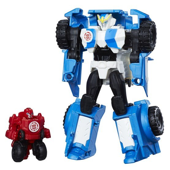 Transformers, Combiner Force Activator, Trickout & Strongarm