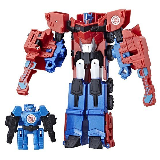 Transformers, Combiner Force Activator, Hi-Test & Optimus Prime