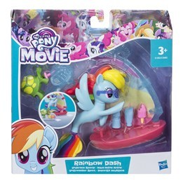 My Little Pony the Movie, Rainbow Dashs undervattensport (E1002)