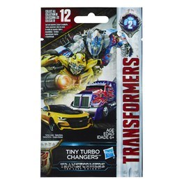 Transformers, Tiny Turbo Changers Blind Bag