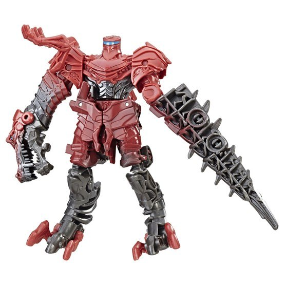 Transformers, Turbo Changer 1-step, Scorn