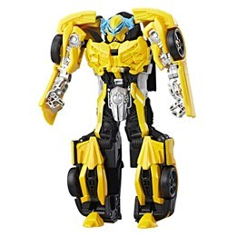 Transformers, Knight Armor Turbo Changer, Bumblebee