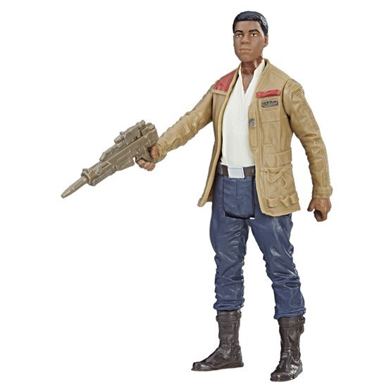 Star Wars, E8 Force Link - Finn Resistance Fighter 10 cm