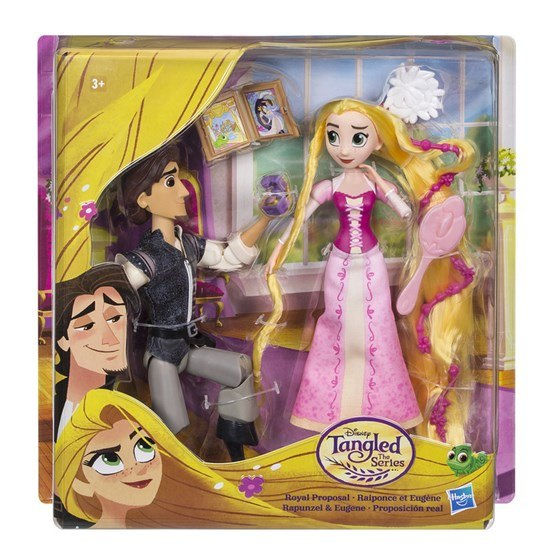 Disney Princess, Tangled the Series - Kungligt frieri