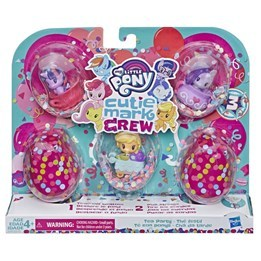 My Little Pony, Cutie Mark Crew - Tea Party - 5-pack