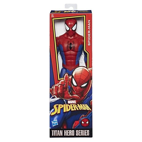 Spiderman, Spiderman Titan Hero Power Pack, 30 cm
