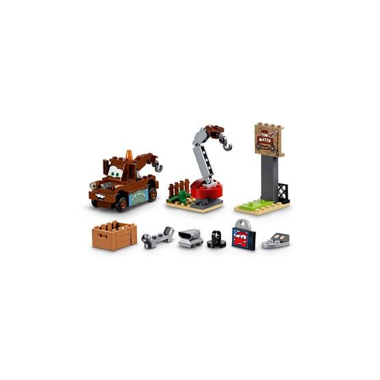 Lego juniors 10733 b rgarns skrotupplag hem for Mobilia 3 butik