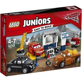 LEGO Juniors 10743, Smokeys verkstad