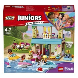 LEGO Juniors 10763, Stephanies strandhus