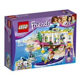 LEGO Friends 41315, Heartlakes surfshop