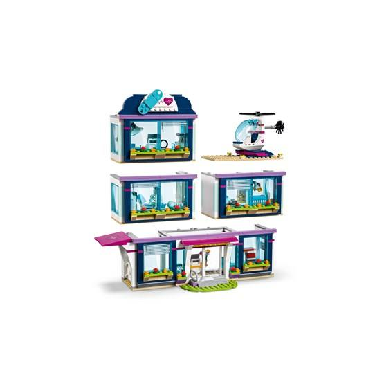 Lego friends 41318 heartlakes sjukhus for Mobilia 3 butik