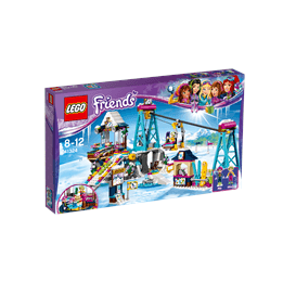 LEGO Friends 41324, Vinterresort – skidlift