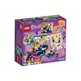 LEGO Friends 41328, Stephanies sovrum