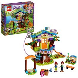 LEGO Friends 41335, Mias trädkoja