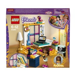 LEGO Friends 41341, Andreas sovrum