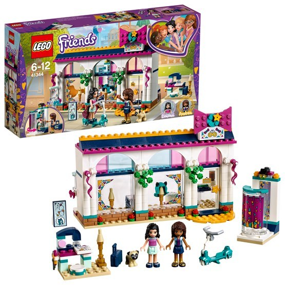 LEGO Friends 41344, Andreas accessoarbutik