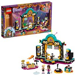 LEGO Friends 41368, Andreas talangshow